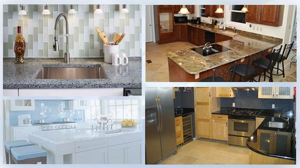 Chicago Granite Countertops with GeoKat Granite